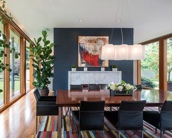 Contemporary Dining Room Design Ideas, Remodels U0026 Photos