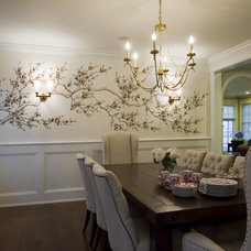 Dining Room by Mandy Brown
