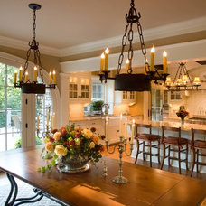 Traditional Dining Room by Murphy & Co. Design