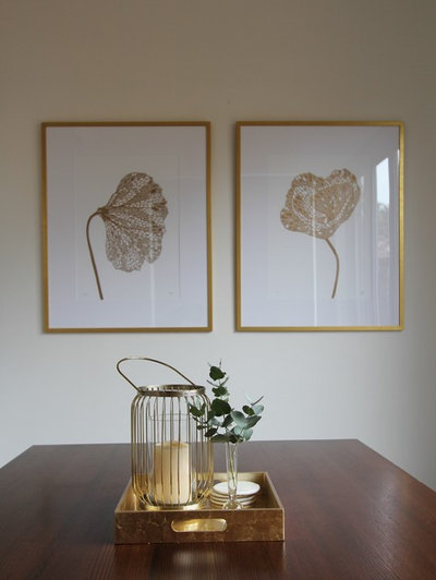 Contemporary Dining Room by My Beautiful Abode