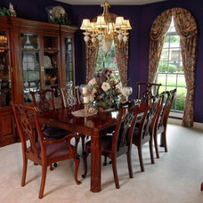 Traditional Dining Room by Noonan & Associates, LLC- Architects