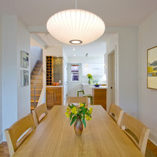 Contemporary Dining Room by RoehrSchmitt Architecture