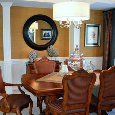 Traditional Dining Room by Fluff Interior Design