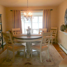 Traditional Dining Room by Summerhouse Style
