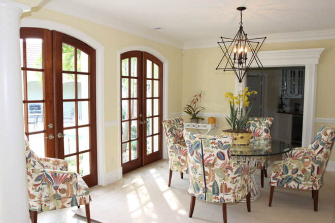 Contemporary Dining Room by Page 2 Design
