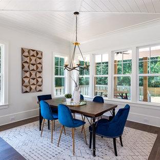 75 Farmhouse Dining Room Design Ideas - Stylish Farmhouse Dining ...