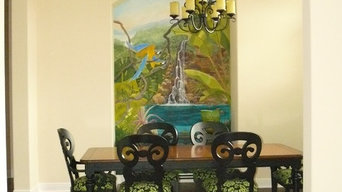 Dining Room Rain Forest