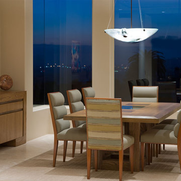 Dining Room- Rancho Sante Fe Custom Design