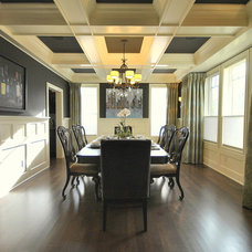 traditional dining room by Revealing Assets - Home Staging Services