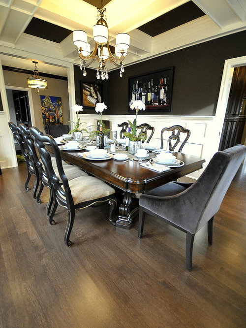 Staged Dining Room | Houzz