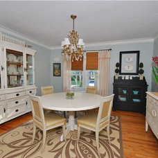 Traditional Dining Room by Bungalow Home Staging & Redesign