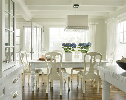 Marblehead cottage whole house renovation for Casual dining lighting