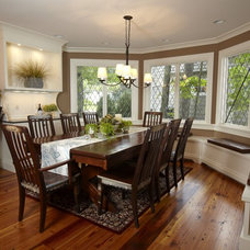 Traditional Dining Room by Stonebreaker Builders & Remodelers