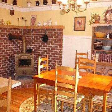 Dining Room Renovation Interior