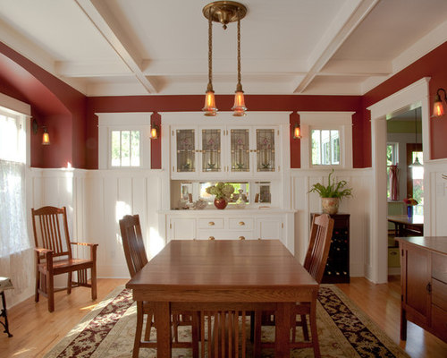 SaveEmail. Board And Batten Dining Room   Houzz