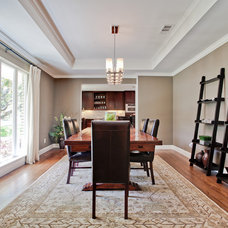 contemporary dining room by RICHLAND
