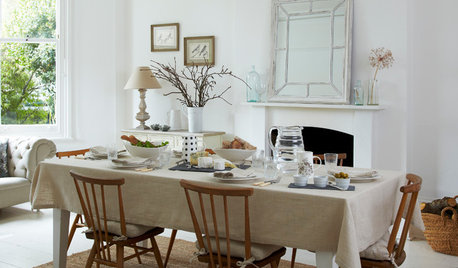 6 astuces pour rafraîchir sa salle à manger en 5 mn avec zéro budget !