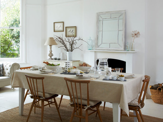 Scandinavian Dining Room by rigby & mac