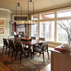 Dining Room by RLH Studio