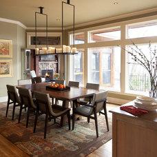 Dining Room by RLH Studio
