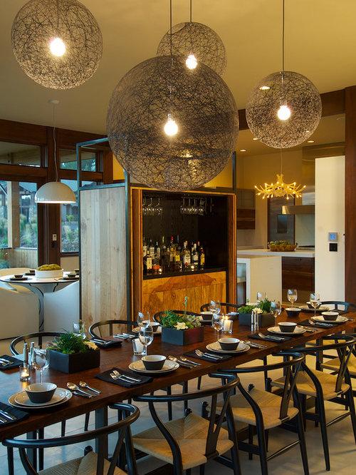 Narrow Dining Room | Houzz