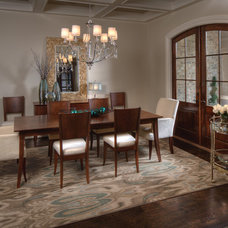 Dining Room by Dover Rug & Home