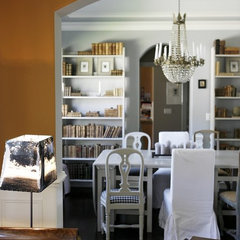 eclectic dining room by Splendid Willow
