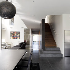 Contemporary Dining Room by Steve Domoney Architecture