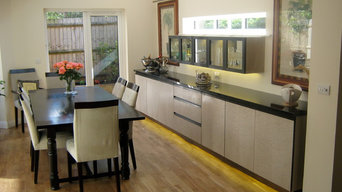 Dining Room Storage and Display Cabinet
