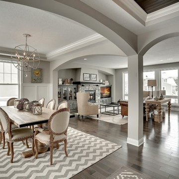 Dining Room - The Meadows Model – 2014 Spring Parade