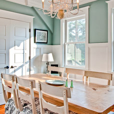 Farmhouse Dining Room by The Middleton Group