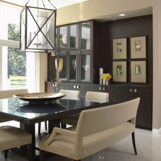 Modern Dining Room by Twist Interior Design