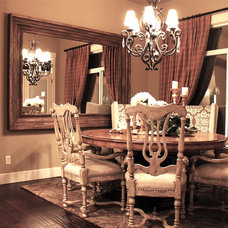 Traditional Dining Room by Massiv Brand
