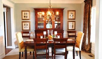 Dining Room - Westfield, IN Residence - Oak Manor