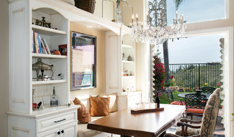 Dining Room with Built in for Sitting
