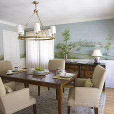 Traditional Dining Room by Talianko Design Group, LLC