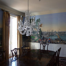Traditional Dining Room by Erdreich Architecture, P.C.