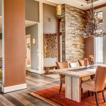 Dining Room Wood Flooring