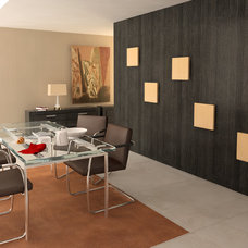 Contemporary Dining Room by WoodnGo