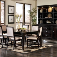 Traditional Dining Room by Furnish America