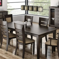 Contemporary Dining Room by Furniture Toronto