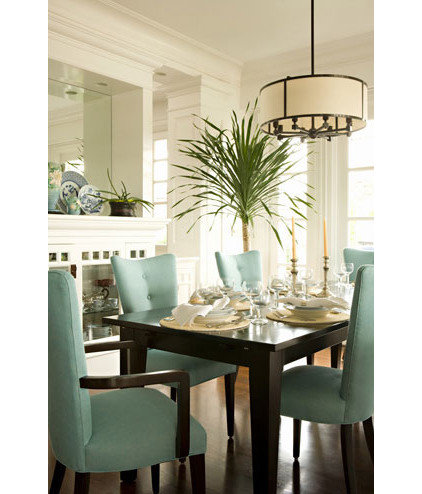 Contemporary Dining Room Dining rooms