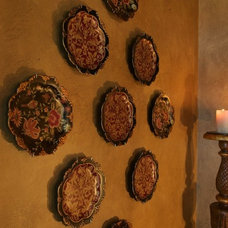 Traditional Dining Room by Interior Art