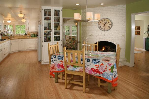 Contemporary Dining Room by Sara Ingrassia Interiors