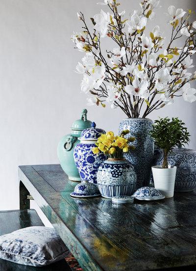 Traditional Dining Room by MyOriental Ltd