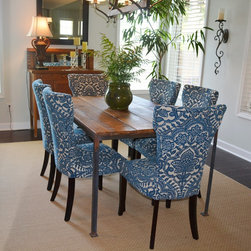 Dining Tables and Benches -