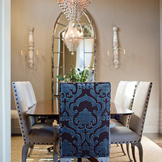 Traditional Dining Room by The Pankonien Group