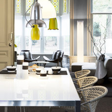 Dining Room by HUISSTYLING