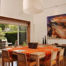 Dining Room by HABITALY by marcopolo