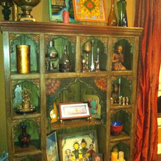 Eclectic Dining Room by Alyson Bell @ Home Staging & Decor